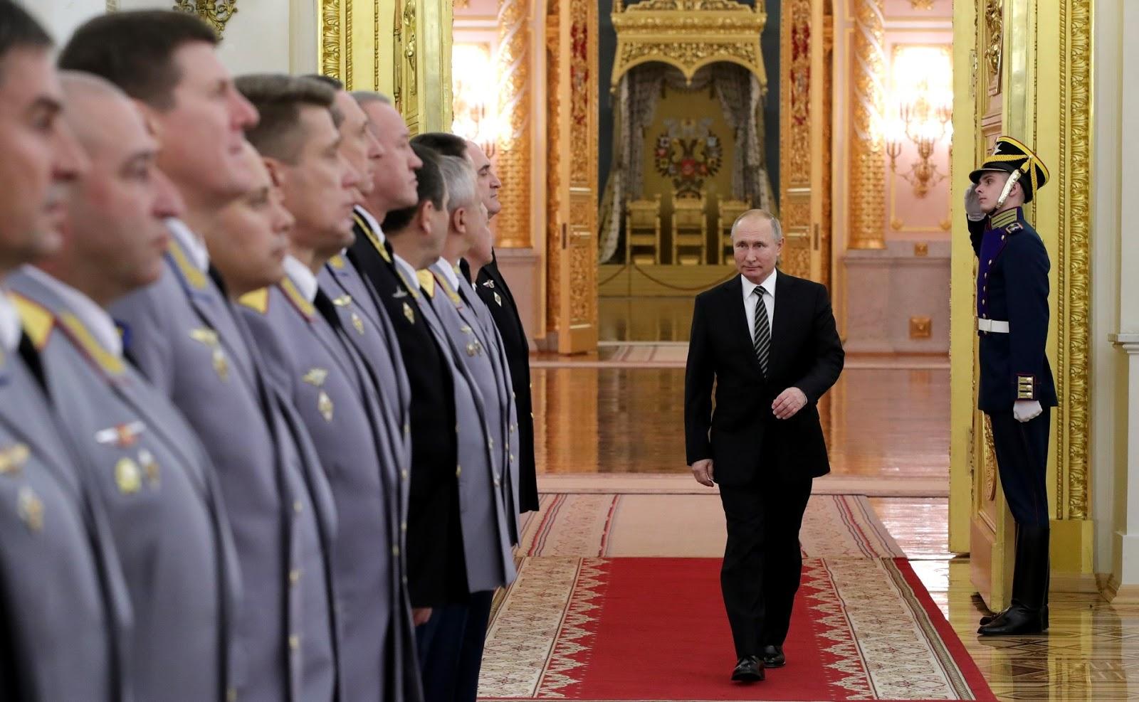 Позиция российских офицеров по избирательному законодательству