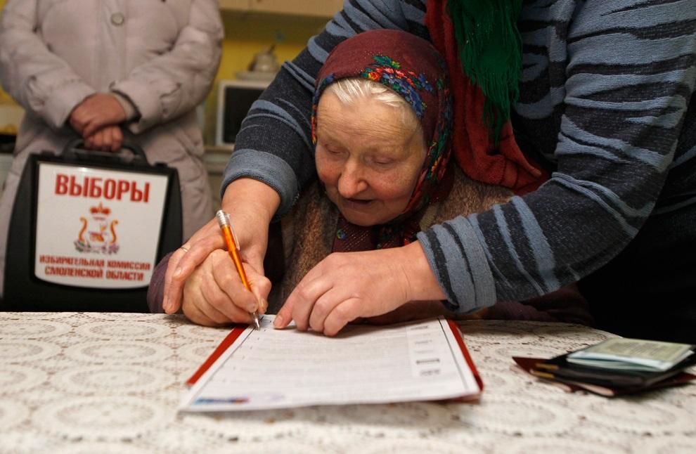 Почему партию Единая Россия не любят, а она много лет побеждает на выборах?
