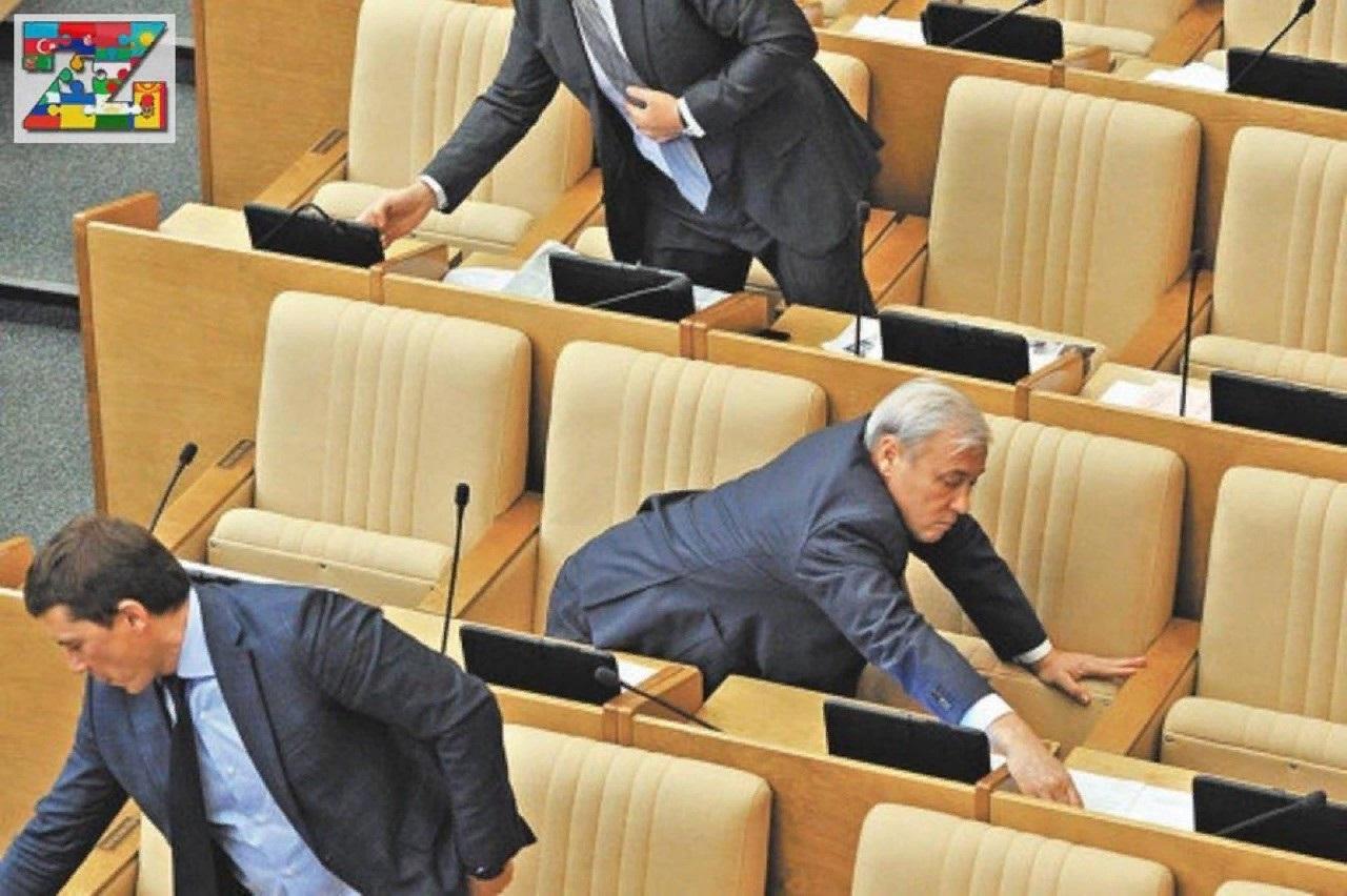Депутаты Госдумы, вы работали плохо, на новый срок не рассчитывайте