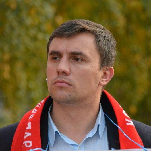 Речь коммуниста Николая Бондаренко