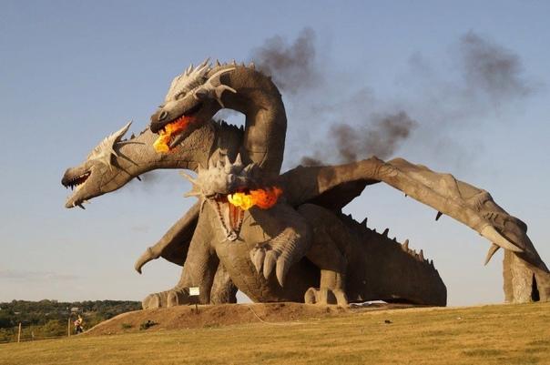 Где взять силы для борьбы с трёхголовым драконом?